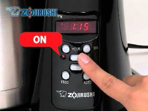 How to Use Your Zojirushi Coffee Maker