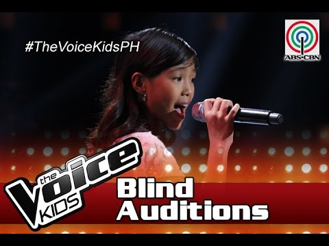 Video The Voice Kids Philippines 2016 Blind Auditions: