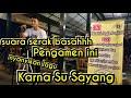 Download Lagu PENGAMEN JOGJA - KARNA SU SAYANG | PENDOPO LAWAS Mp3 Free