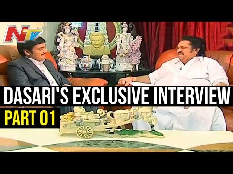 Special Chit Chat with Dasari Narayana Rao on his 71st Birthday