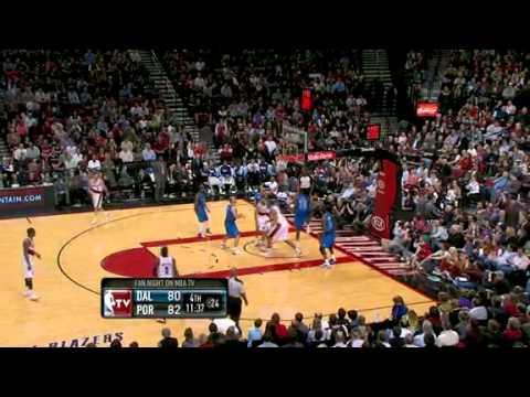 Dallas Mavericks 101 – Portland Trail Blazers 104
