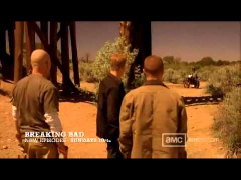 Breaking Bad- Todd kills kid