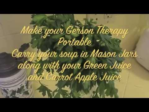 Gerson Therapy: Hippocrates Soup: FOR BEGINNERS
