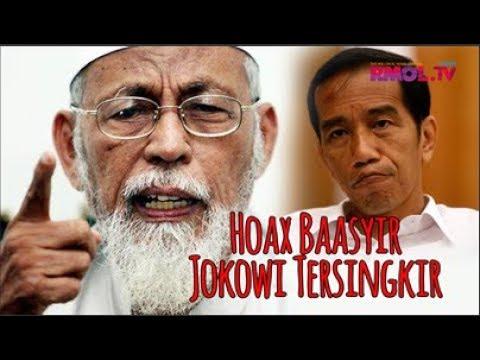 BENANG MERAH (EPS.165): Hoax Baasyir Jokowi Tersingkir