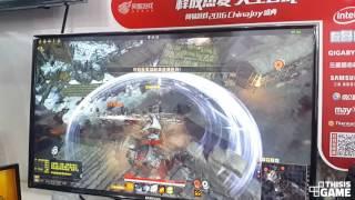 [ChinaJoy 2016] Осада крепости со стенда War Rage прямиком из Шанхая