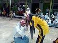 Merayakan HUT RI di SMK Ma'arif NU 2 Karanglewas