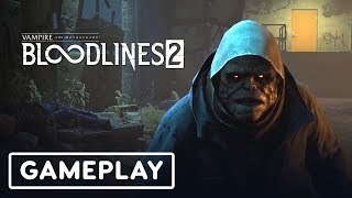 Vampire The Masquerade Bloodlines 2: 28 Minute Gameplay Demo - Gamescom 2019 by IGN