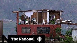 Video Puerto Rico after Hurricane Maria: Still desperate for aid MP3, 3GP, MP4, WEBM, AVI, FLV November 2017