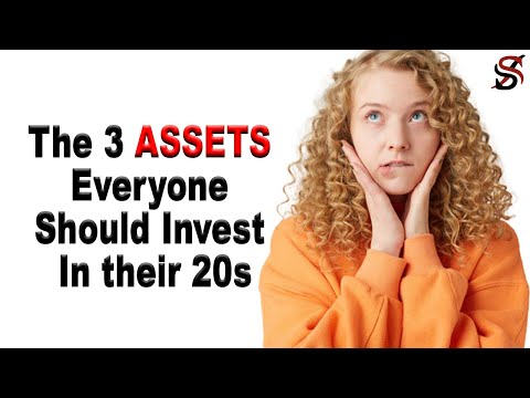 The 3 Assets Everyone Should Invest in their 20s