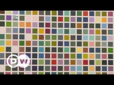 Potsdam: Gerhard Richter im Museum Barberini | DW Deu ...
