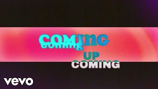 SG Lewis - Coming Up (Lyric Video)