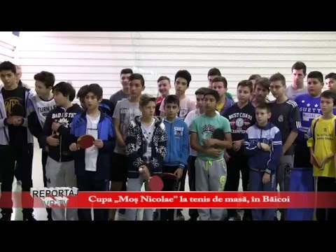 Reportaj VPTV – 9 decembrie 2015 – Baicoi