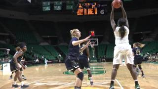 Brittany Winborne NCAA1 Highlights