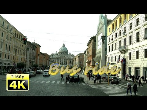Roma, City Tour by Bus