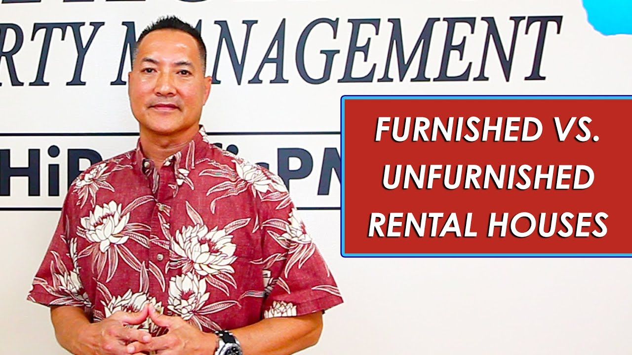 Q: Should I Rent out My House Furnished?