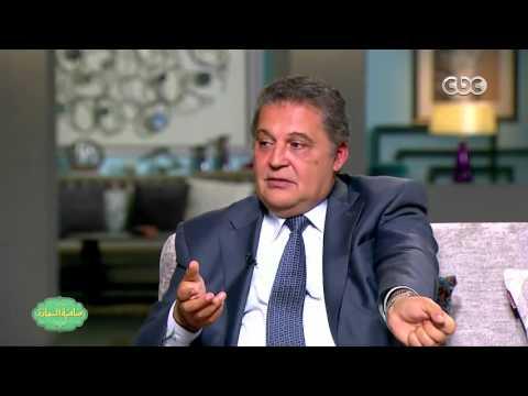 محسن جابر يكشف سبب إنتاجه لعمرو دياب