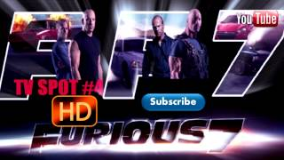 Nonton FAST & FURIOUS 7 (2015) - TV Spot #4 (Canadian) | PAUL WALKER [HD] Film Subtitle Indonesia Streaming Movie Download