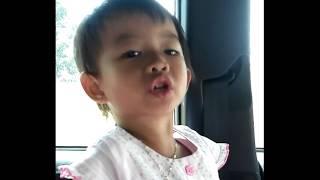 Belajar bilang R - Cara Mengucapkan R - Anak Kecil Cadel