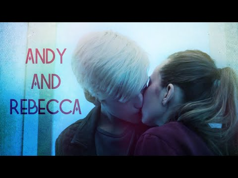 Andy and Rebecca 💘 the gifted