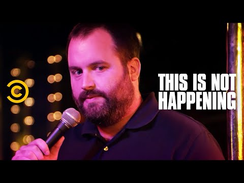 Tom Segura Overdoses: This Is Not Happening (CC:STUDIOS & Comedy Central)