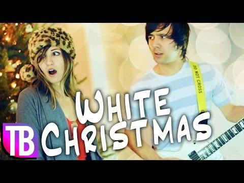 Tekst piosenki TeraBrite - White Christmas po polsku