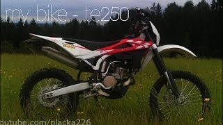 5. My Bike - |Husqvarna TE250|
