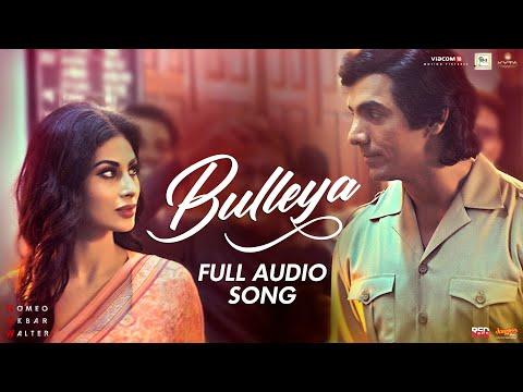Bulleya | Full Audio Song | Rabbi Shergill | Shahid Mallya | RAW | John Abraham | Mouni R | Jackie S
