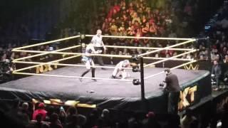 Asuka vs. Daria: NXT women's championship match