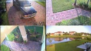 Home Surveillance YouTube video