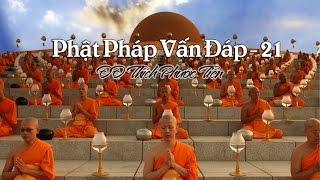 Phật Pháp Vấn Đáp 21  - Thích Phước Tiến (2014)