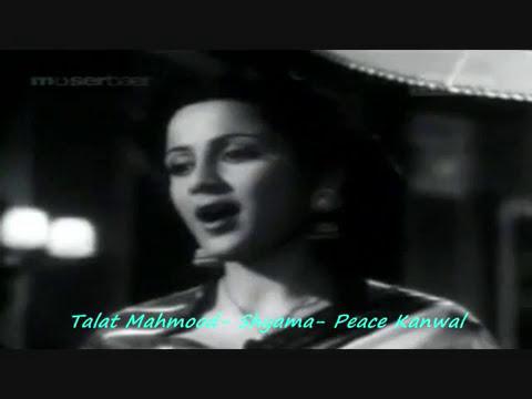 मोहब्बत की धुन बेक़रारों से पूछो..Talat_Jagjit kaur_Sudha Malhotra..a tribute