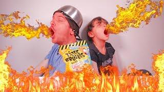 Video CHALLENGE • Têtes Brûlées Choc-Termik Challenge - Studio Bubble Tea unboxing MP3, 3GP, MP4, WEBM, AVI, FLV Mei 2017