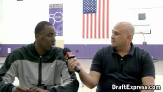 DraftExpress Exclusive: Al-Farouq Aminu Pre-Draft Interview & Workout Footage