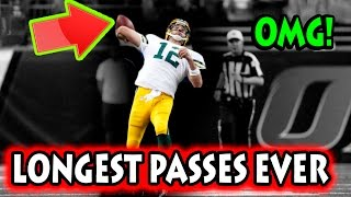 Video Longest Passes in Football History (NFL) MP3, 3GP, MP4, WEBM, AVI, FLV Februari 2019