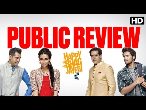 Public Review | Happy Bhag Jayegi