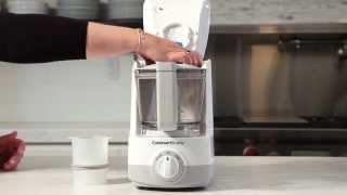 Baby Food Maker & Bottle Warmer Commercial Video Icon