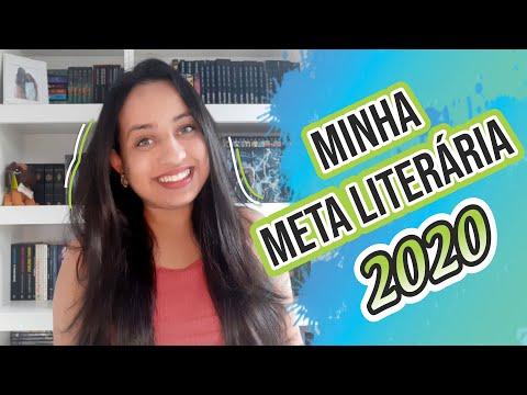 Minha Meta Literária 2020 | Karina Nascimento