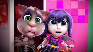 Video 😱 Haunted House 🎃 (HALLOWEEN Special) - Talking Tom Shorts 47 MP3, 3GP, MP4, WEBM, AVI, FLV Mei 2019