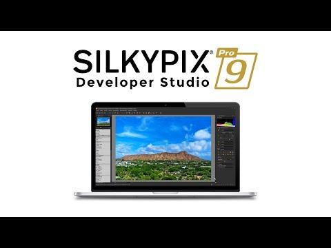 """""""SILKYPIX Developer Studio Pro9"""" promotion movie"""