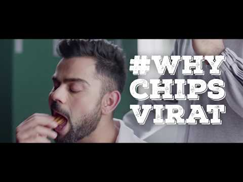 Too Yumm-Virat Kohli's loses fans over chips, wins them back