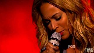 One Plus One - Beyonce (American Idol Finale Performance)