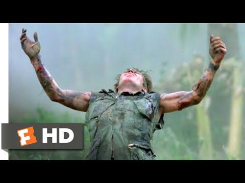 Platoon (1986) - The Death of Sgt. Elias Scene (7/10)   Movieclips