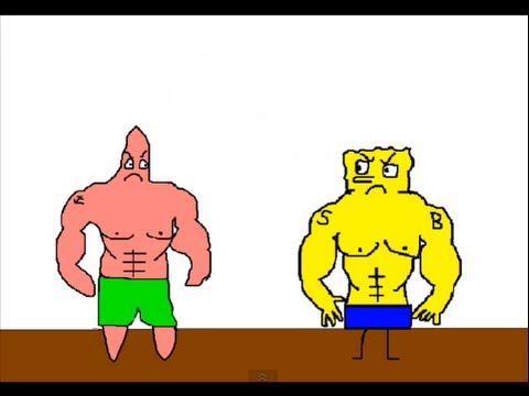 bob esponja vs patricio