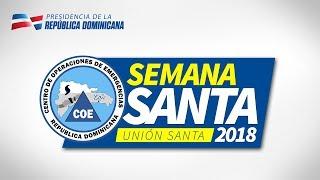 Semana Santa, Unión Santa 2018