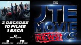 Nonton JTE Movie News! - Fast & Furious, Power Rangers and Exorcist TV show? Film Subtitle Indonesia Streaming Movie Download
