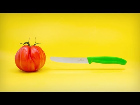 Victorinox Serrated Tomato Knife