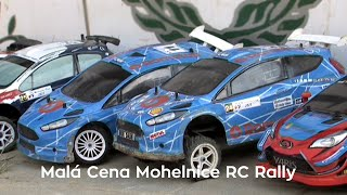 Malá Cena Mohelnice RC Rally