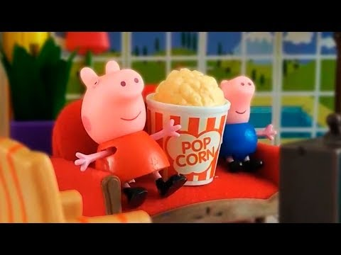 Peppa Pig en español - Peppa Pig La Guarderia   Videos de Peppa pig Español Capitulos Con Juguetes