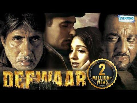 Deewar (2004) Hindi Full Movie - Amitabh Bachchan - Akshaye Khanna -  Amrita Rao - Bollywood Film