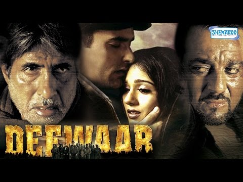 Deewar (2004) Hindi Full Movie - Amitabh Bachchan - Akshaye Khanna -  Amrita Rao - Bollywood Film